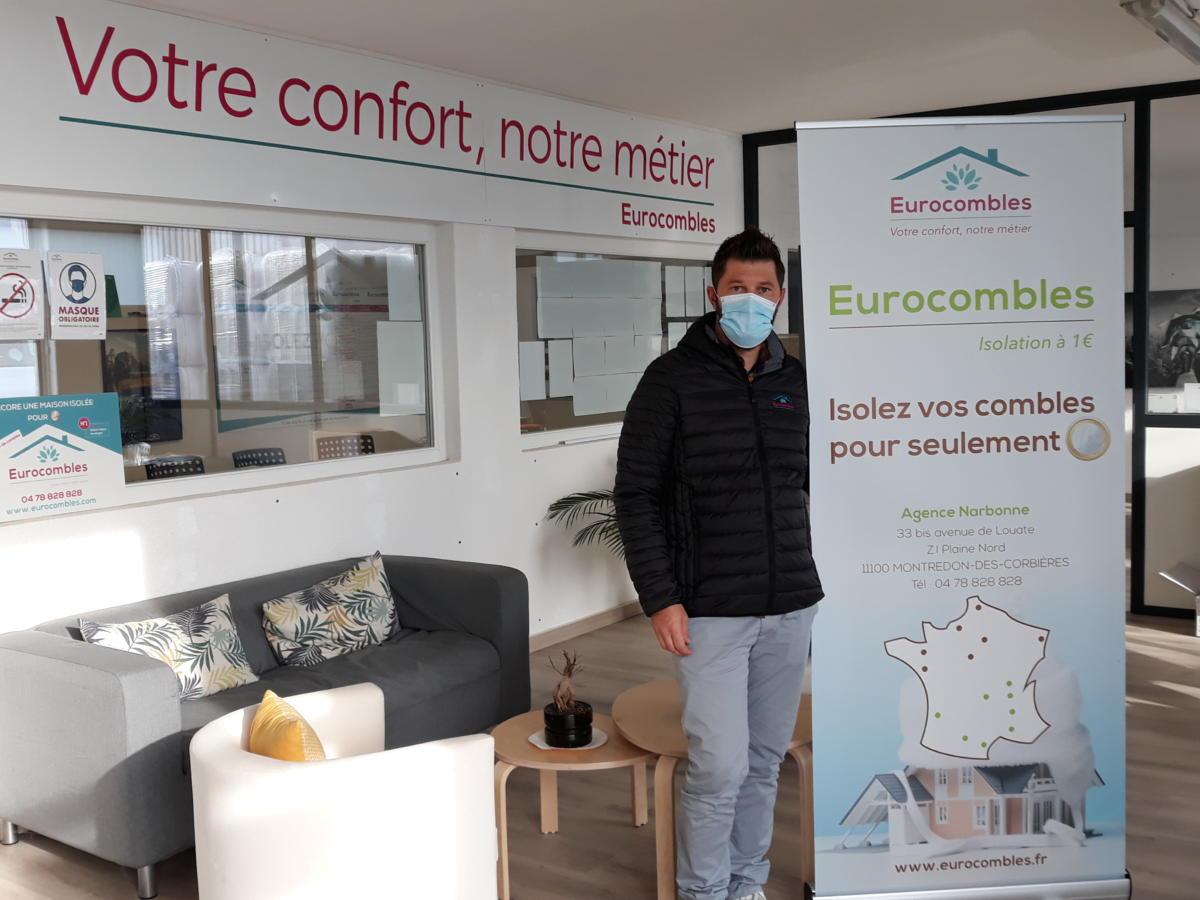 25-11-20 Le RDV Audois avec Loïc BELTRAND, responsable d'agence Eurocombles Narbonne