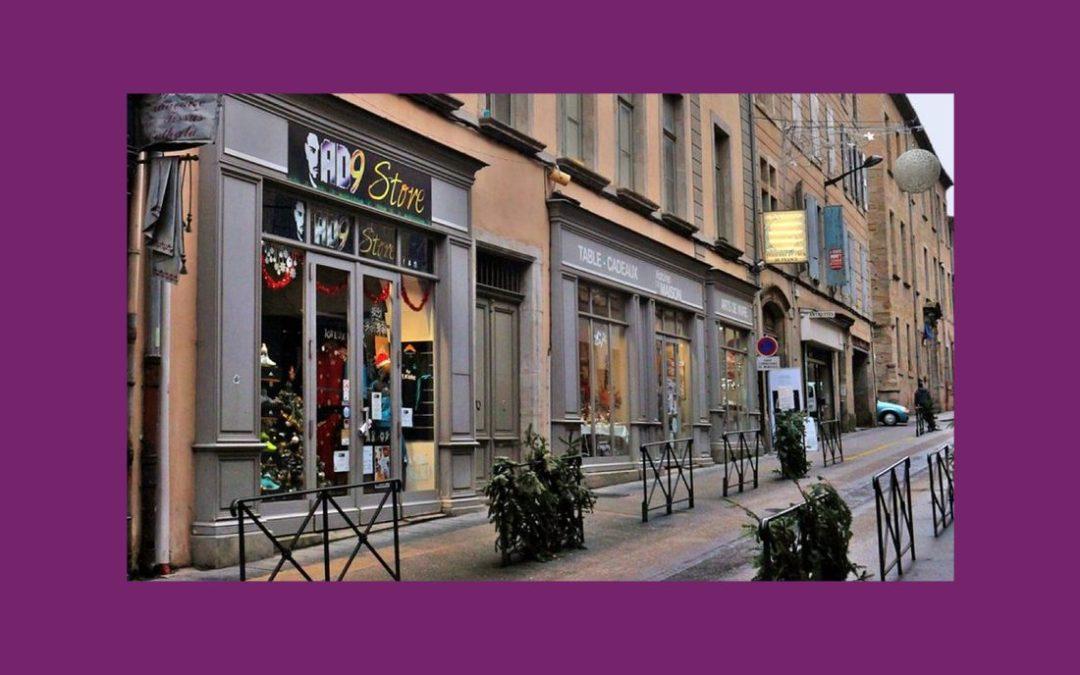 LA CHRONIQUE DE JEAN-CLAUDE JULÈS, 9 nov. 20. Confinement et commerce local. LE TEXTE.