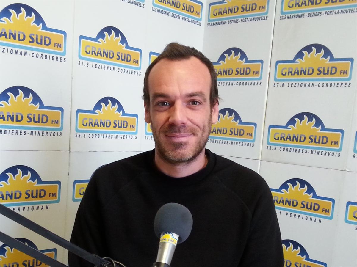 16-03-21 : Cédric FAYOLLE, directeur du Mega CGR de Narbonne