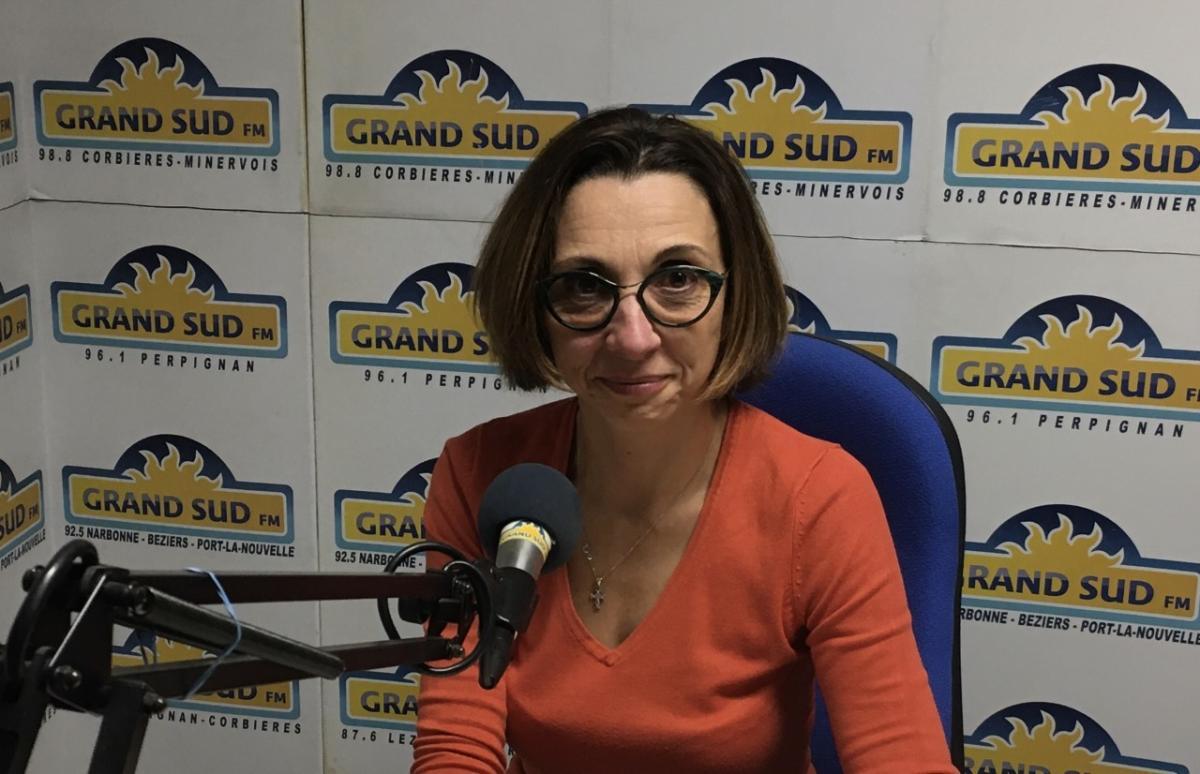 Marie Christine DURAND, coordinatrice du secteur Est de l'Aude pour l'AFM Téléthon