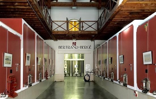 23-12-20 Jérôme BERTRAND, vigneron au domaine Bertrand Bergé à Paziols
