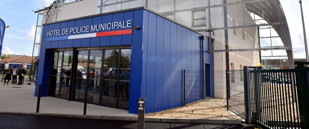 23-01-21 : Bruno Gonzalez, chef adjoint de la police municipale de Narbonne & Stéphanie KAISER Conseillère municipale déléguée à la communication et à la politique urbaine de protection des biens et des personnes
