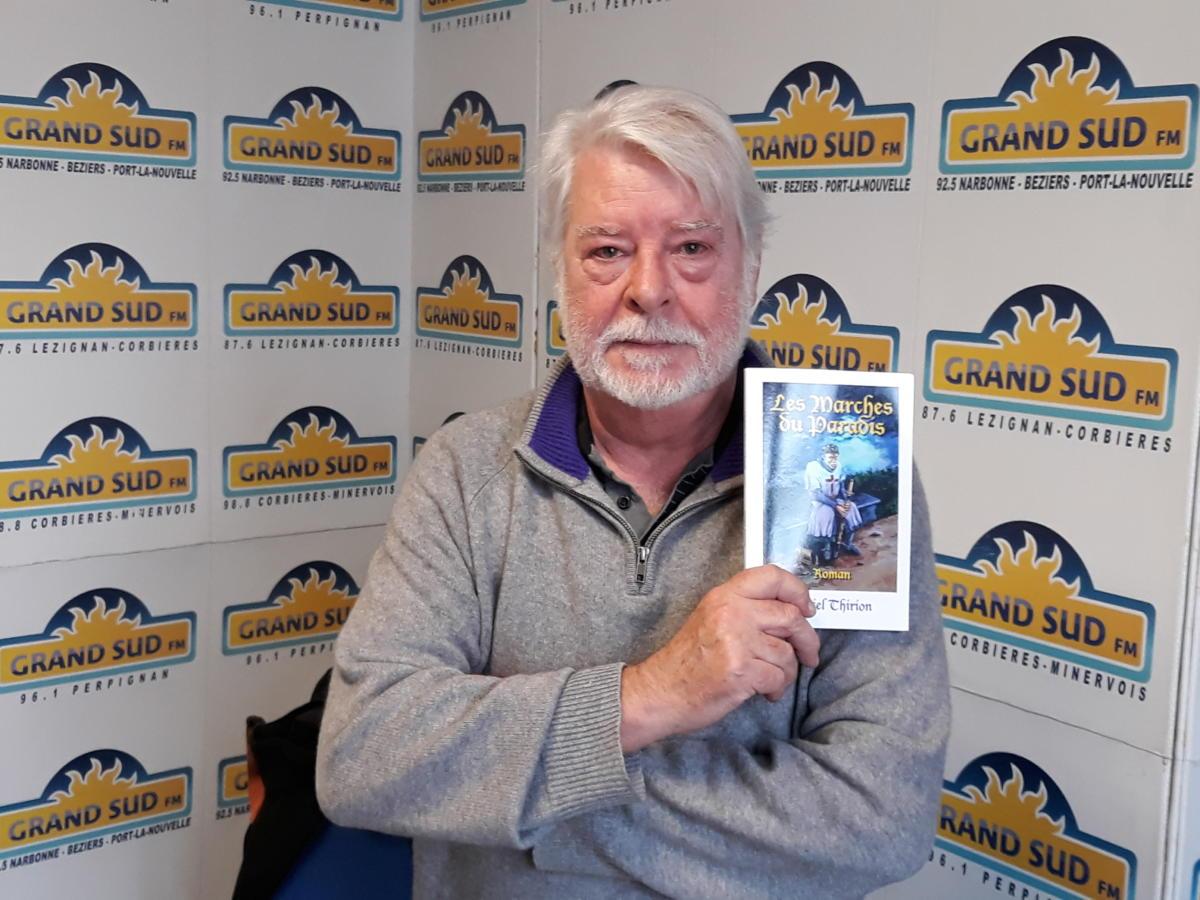 17-02-21 Daniel THIRION, auteur du roman «Les Marches du Paradis»