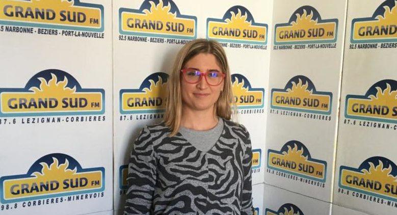 04-02-21 : Anna GREGOROVA, présidente de l'Association Narbo'chats à Narbonne