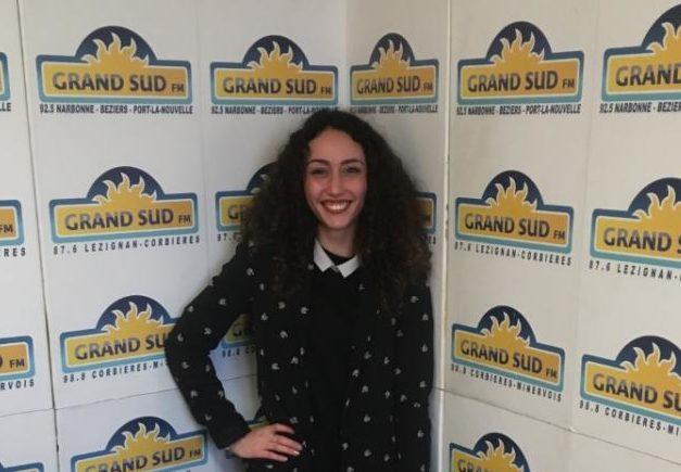 10-02-21 Léa-Rose Rieux participe au concours de Miss Jeunesse Occitanie