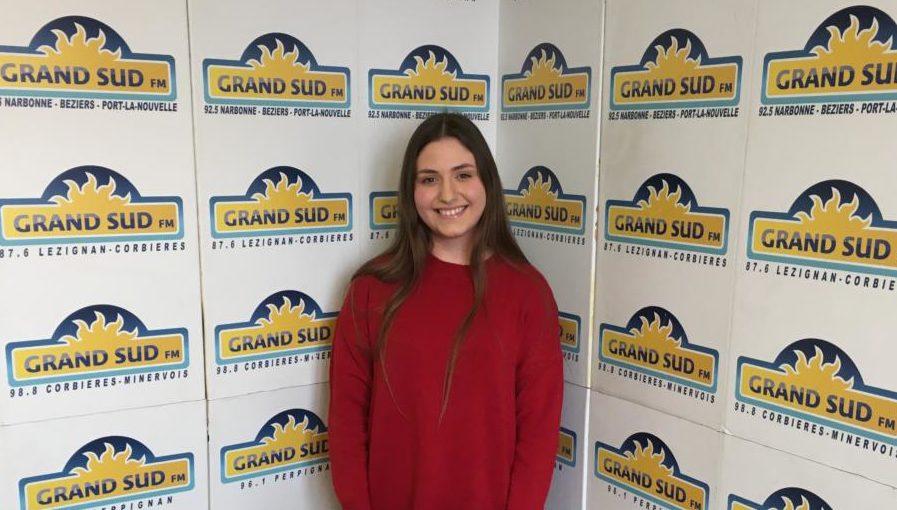 19-02-21 Mélanie GERAY participe au concours de Miss Jeunesse Occitanie