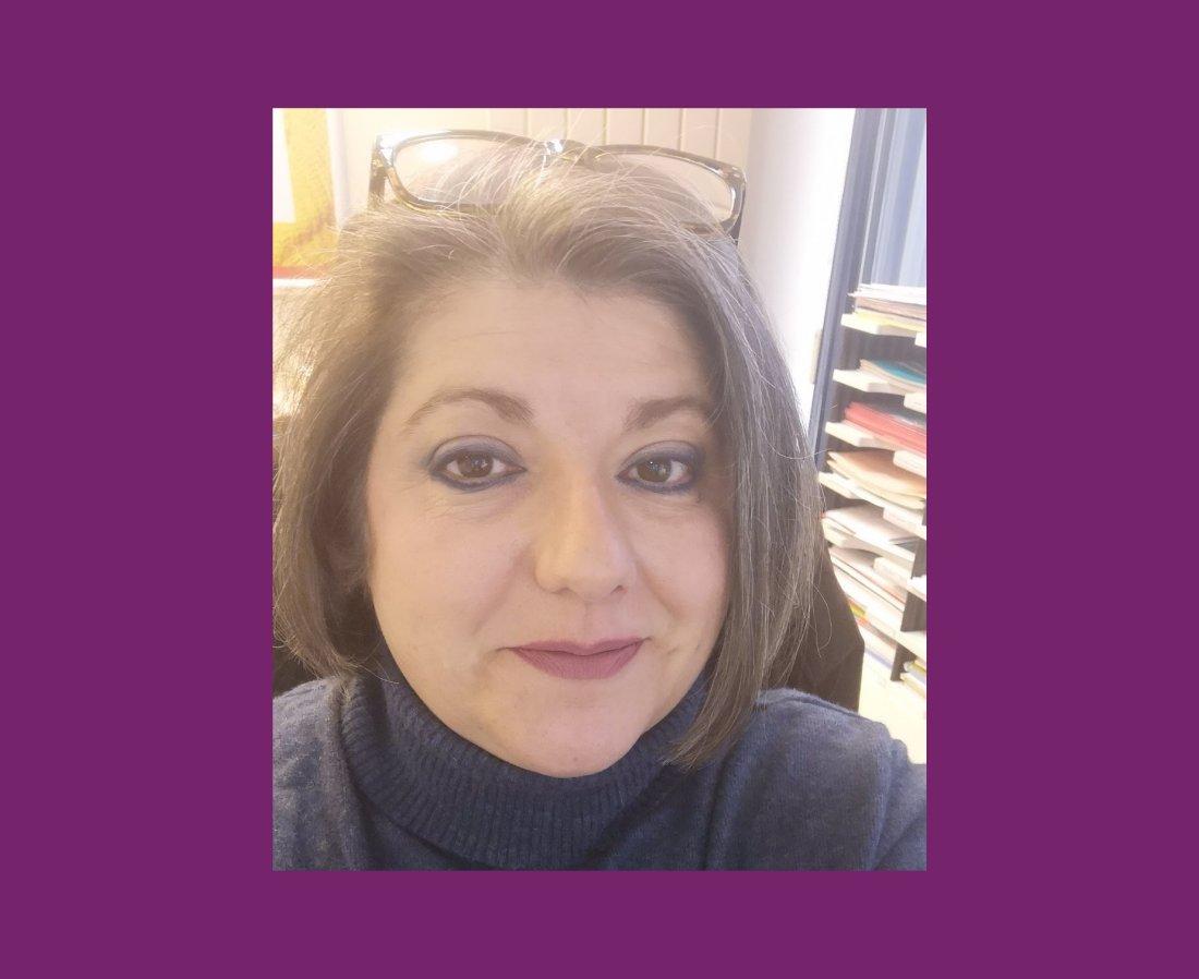 18-03-21 : Jesabelle PAOLI, membre du bureau transitoire de l'Union Locale CGT de Narbonne