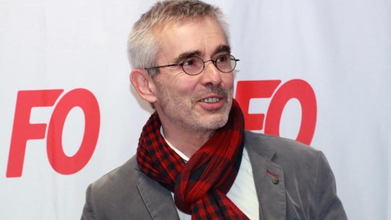 17-03-21 : Yves VEYRIER, secrétaire général de la confédération FO
