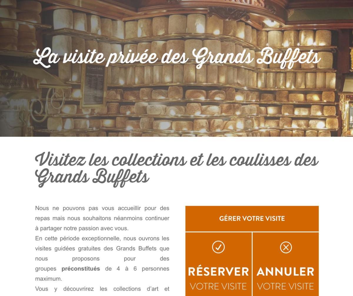 18-03-21 : Louis PRIVAT, directeur des Grands Buffets à Narbonne