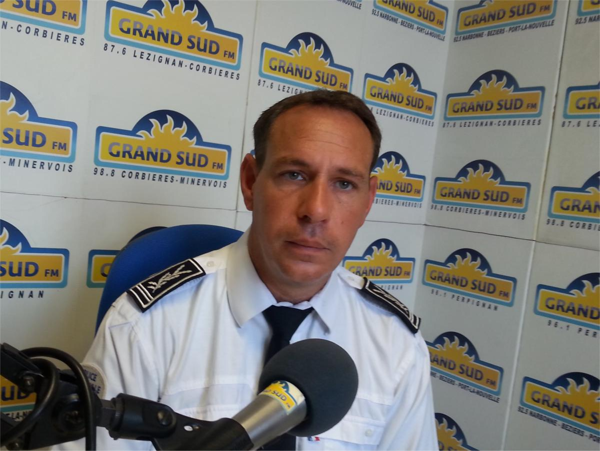 07-04-21 Guillaume CARABIN, commissaire de police de Narbonne
