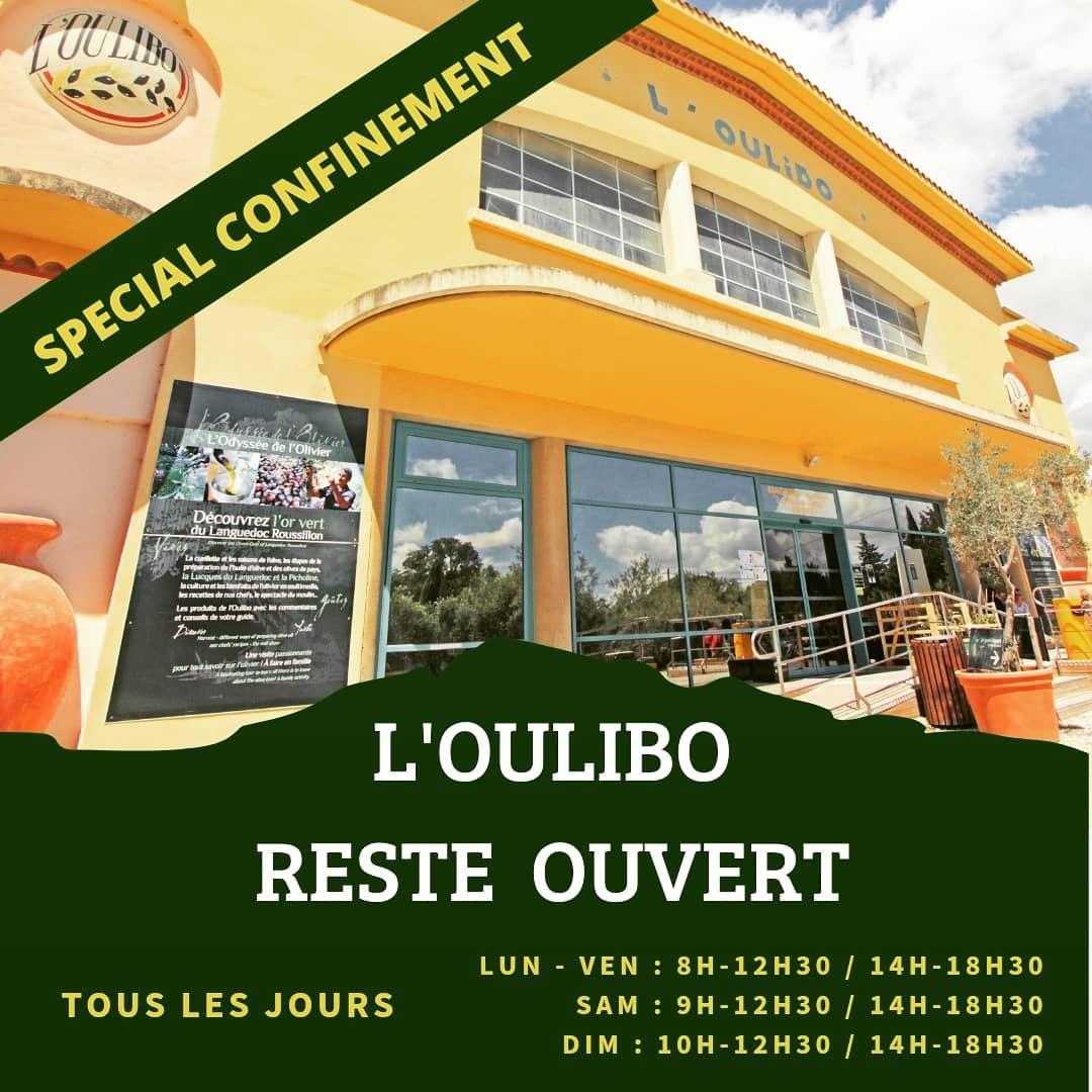 21-04-21 : Jean-Marc THIBAUD, responsable tourisme à l'Oulibo à Bize-Minervois