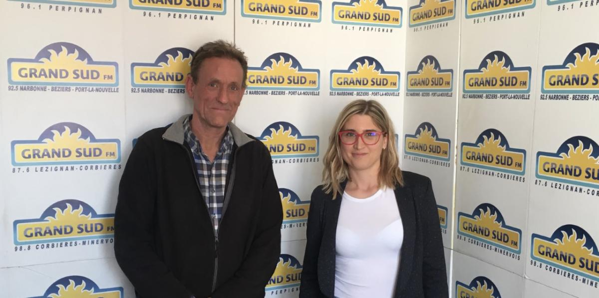 08-04-21 : Le Docteur Anna GREGOROVA & Arnaud, membre du collectif Réinfocovid 11