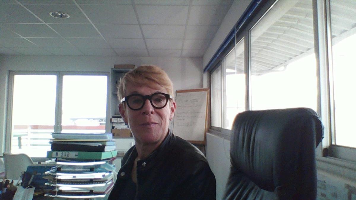 21-05-21 : Paule CLAVERIE : directrice de structure APF France Handicap de l'Aude