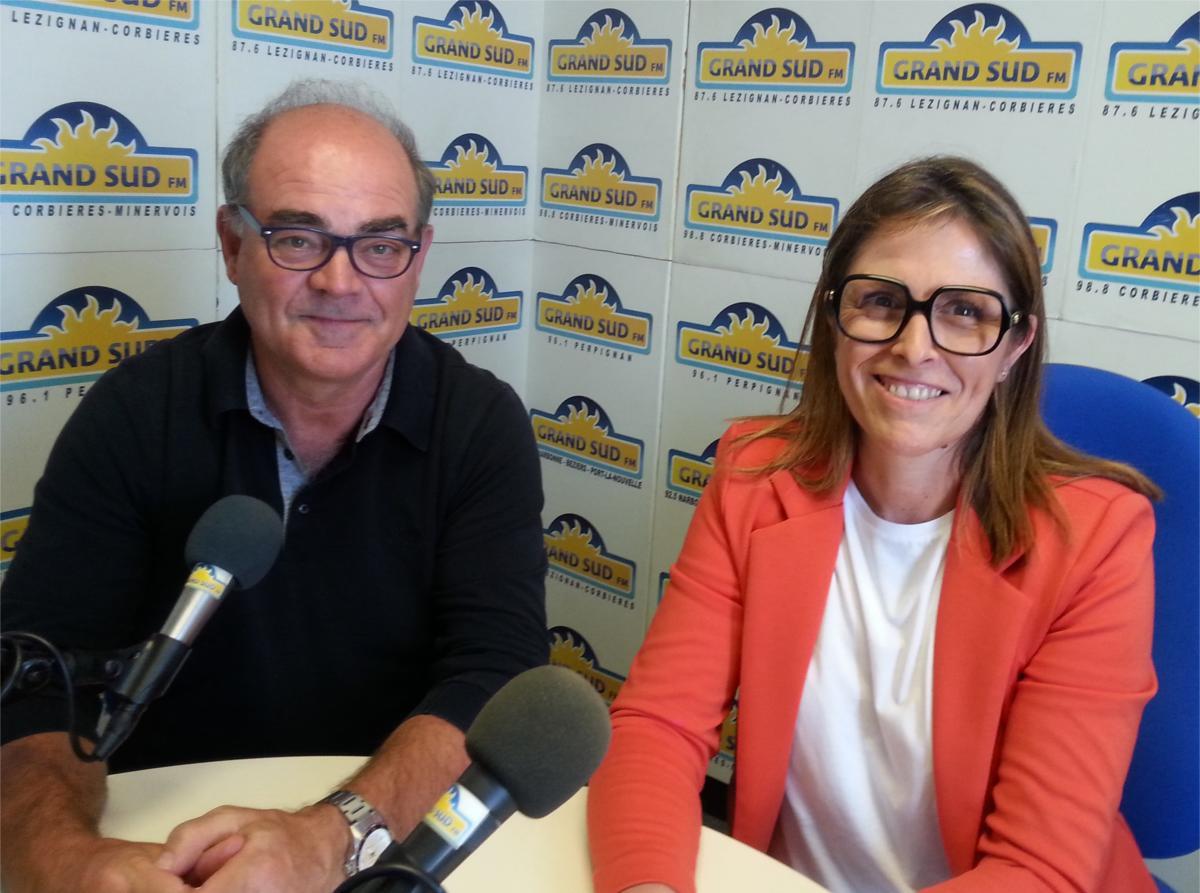 16-06-21 : Christine BENET & Jean-Pierre BIARD forment le binôme «Soyez le changement» (sans étiquette) sur le canton de Lézignan aux élections départementales