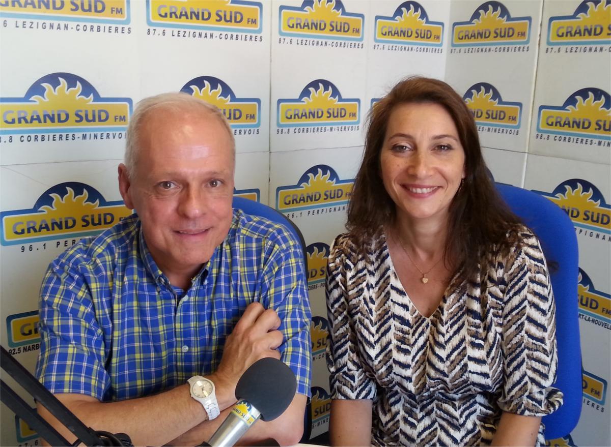 18-06-21 : François PETER & Milanka PETROVIC, forment le binôme «Rassemblement National» sur le canton de Narbonne 2 aux élections départementales