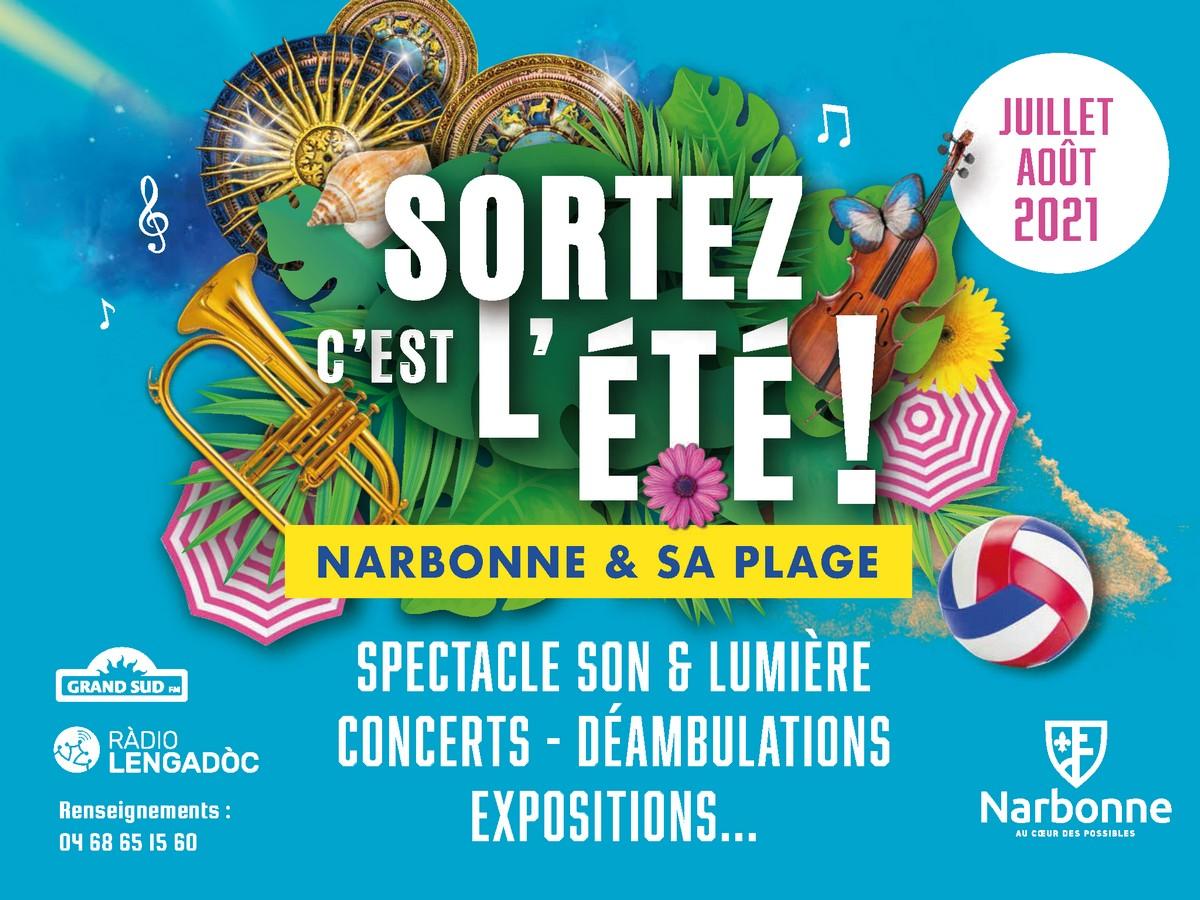 03-07-21 : Florence VITASSE adjointe  à la station balnéaire de Narbonne-Plage, aux moyens techniques et aux ports