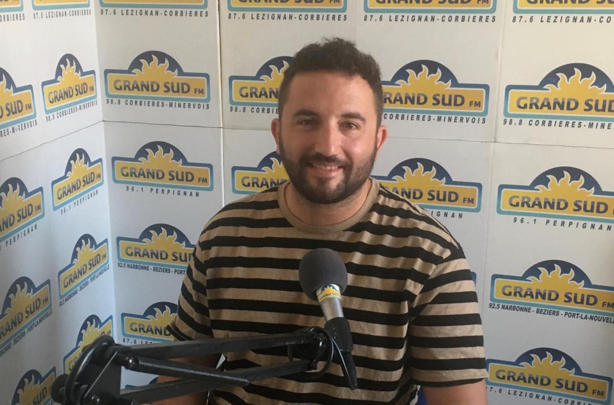 28-08-21 Bertrand CROS-MAYREVIEILLE, président du REC, Rugby Entente du Cabardès