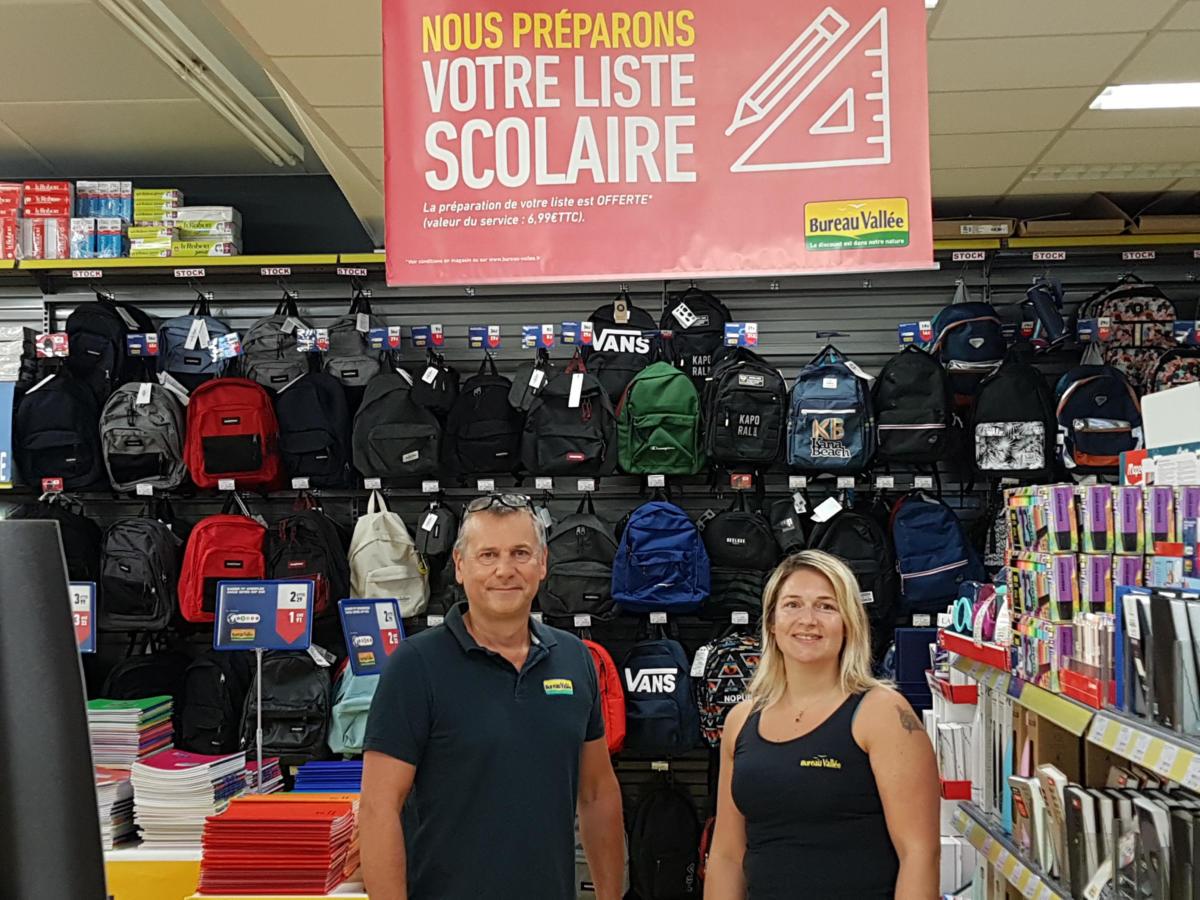 13-08-21-21 : Séverine BOUSQUET, à la tête de Bureau Vallée Narbonne