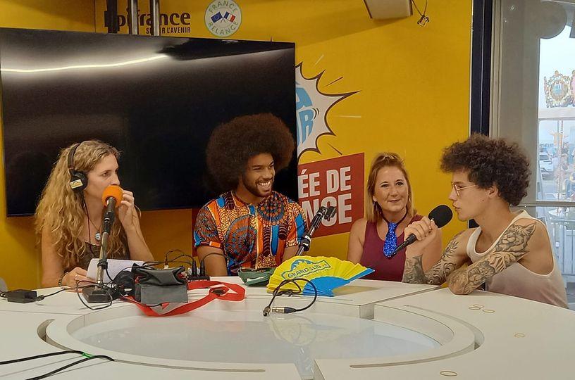 13-08-21 : Les talents de The Voice avec Gwendal, Annick et Robin