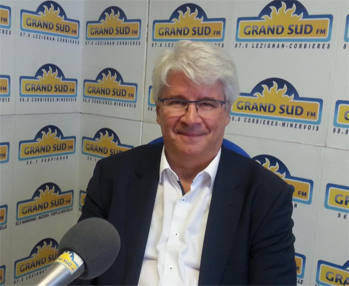 27-09-21 Régis BANQUET, président de Carcassonne Agglo