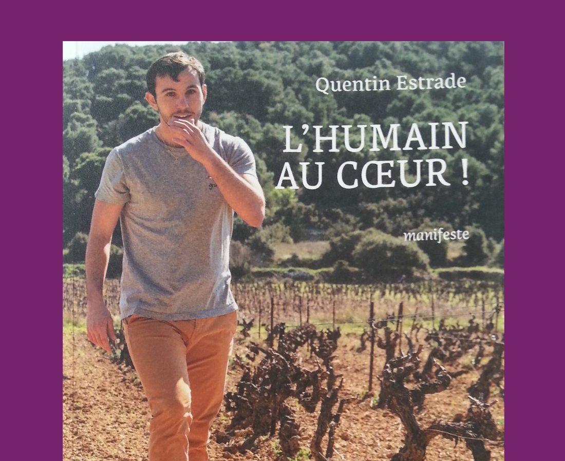 06-10-21 : Quentin ESTRADE, étudiant Narbonnais en cardiologie à Toulouse a décidé de se présenter aux législatives de la circonscription de Narbonne