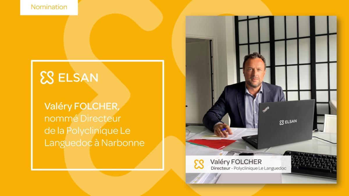 13-09-21 : Valéry FOLCHER, directeur de l'hôpital Privé du Grand Narbonne à Montredon-des-Corbières