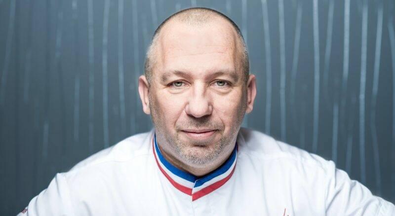 02-09-21 : Le chef deux étoiles Franck PUTELAT