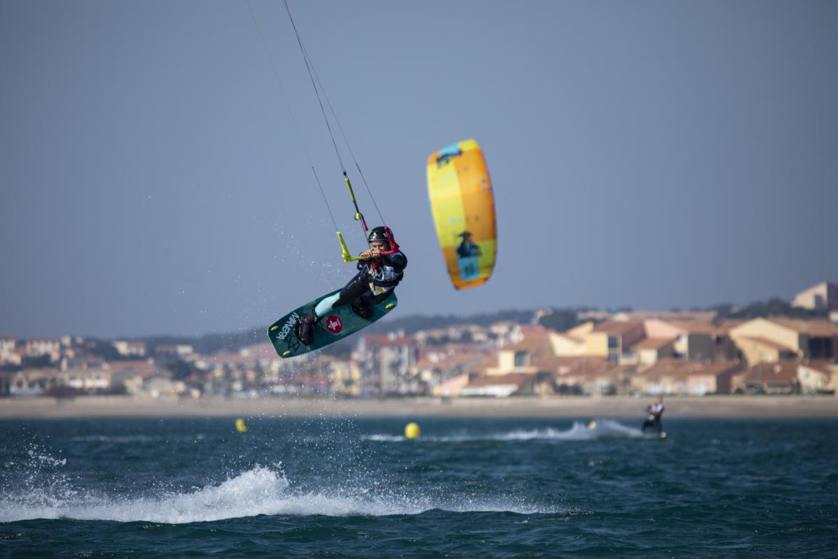 15-09-21 : Christophe HAMON, directeur de Glisse & Kite à Saint Pierre la Mer