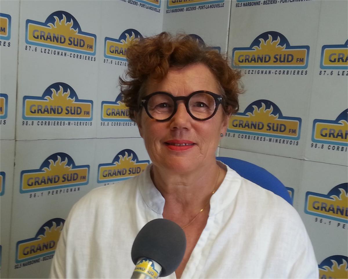21-09-21 : Tamara RIVEL, vice-présidente du conseil départemental de l'Aude, chargée des mobilités
