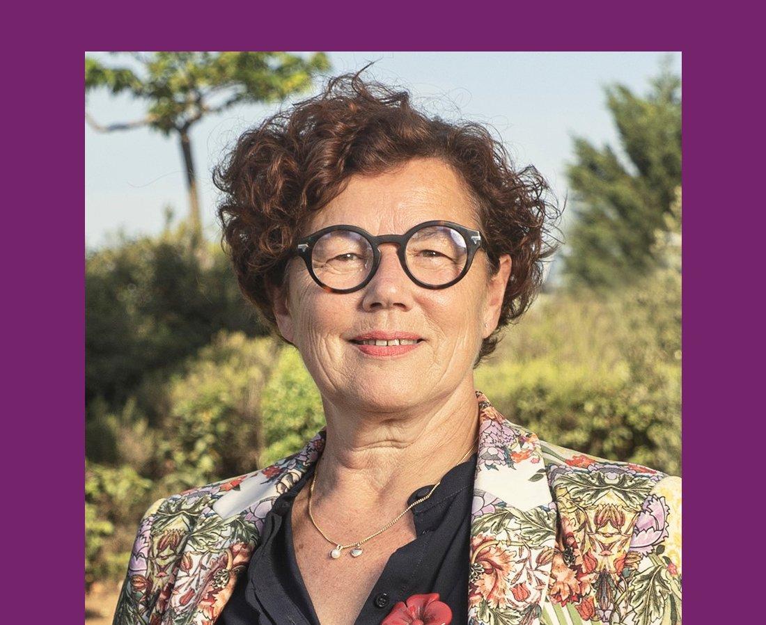 22-09-21 Tamara RIVEL, vice-présidente du conseil départemental de l'Aude, chargée des routes.