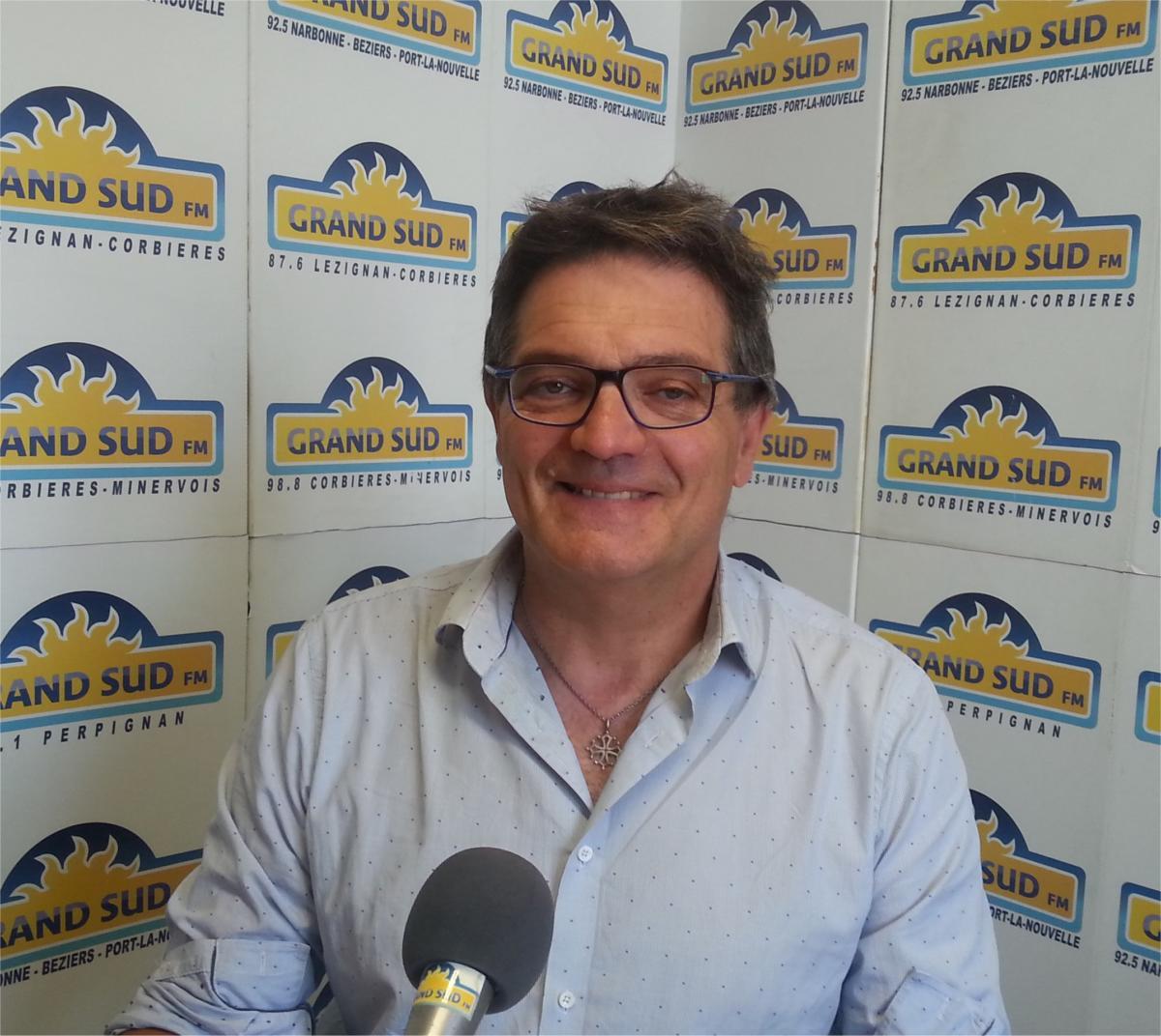 20-09-21 : Jean-François SAISSET, maire de Trausse