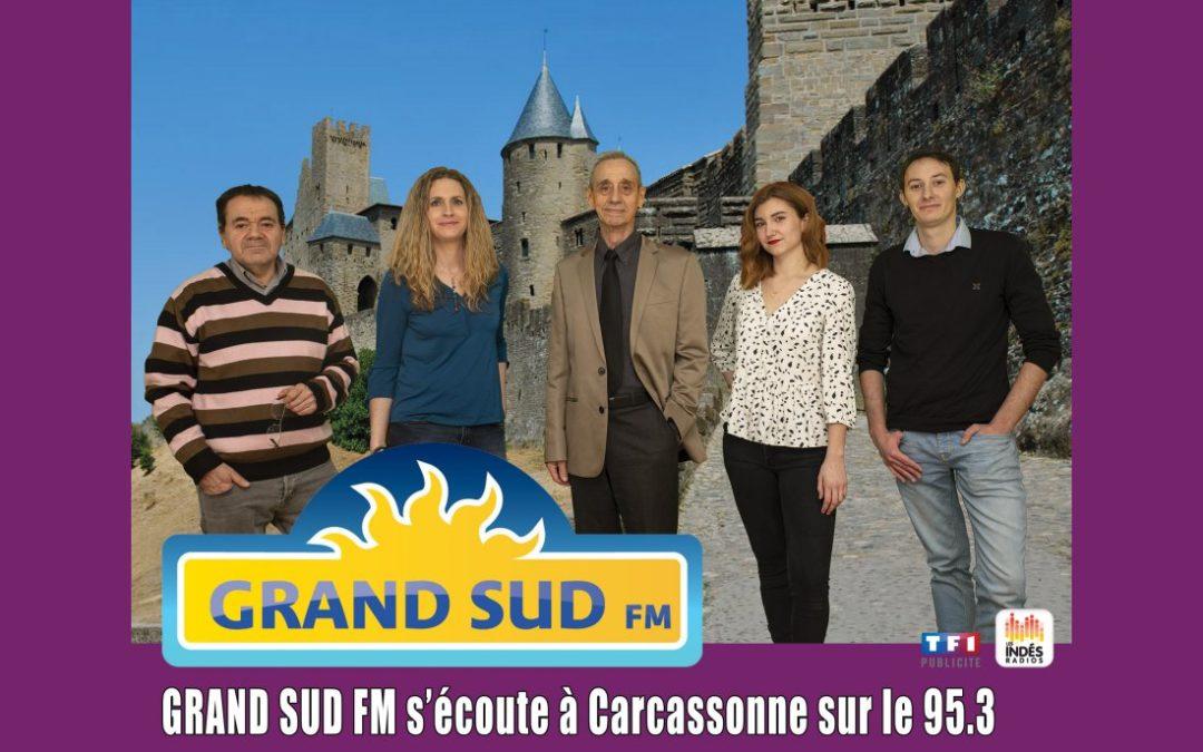 GRAND SUD FM A CARCASSONNE