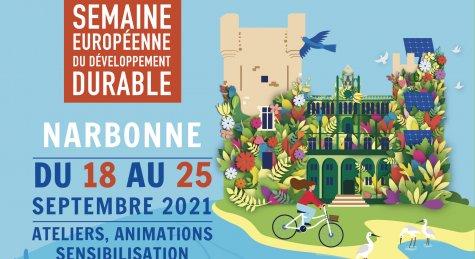 17-09-21 : Alain VICO, adjoint au maire délégué à l'écologie, à la transition écologique & à la politique municipale à Narbonne